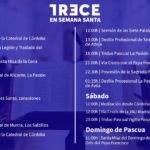 Retransmisiones TRECE TV