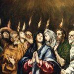 2020-05-31 – Glosa – Pentecostes-el-greco