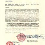 2020-09-11 – Decreto Obispo – Nombramiento Presidente